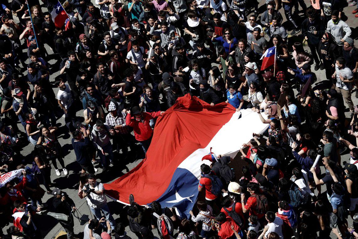 Entenda o que Acontece no Chile