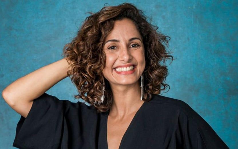 Camila Pitanga fala pela primeira vez sobre namoro com Beatriz Coelho