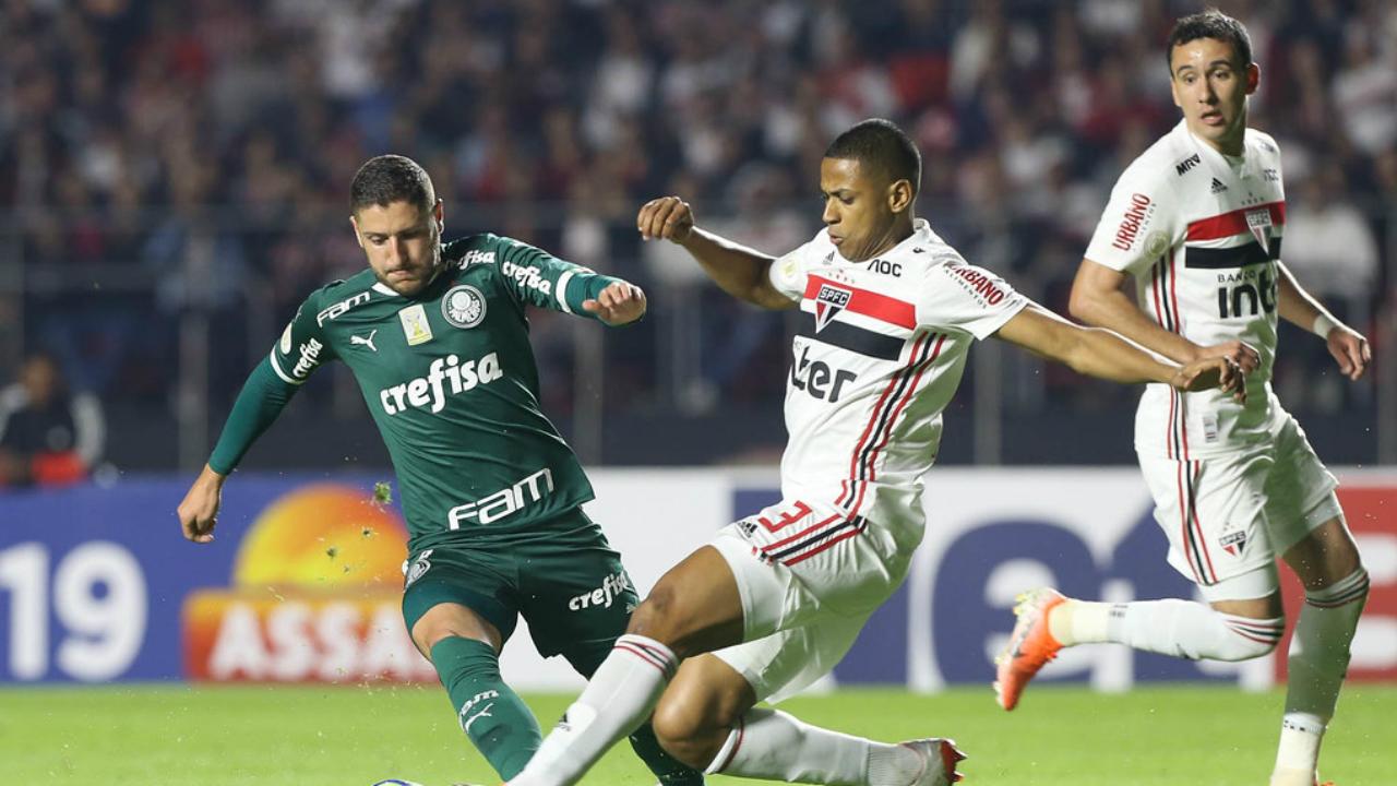 Palmeiras e São Paulo fazem primeiro clássico do Paulistão no dia 26 de janeiro
