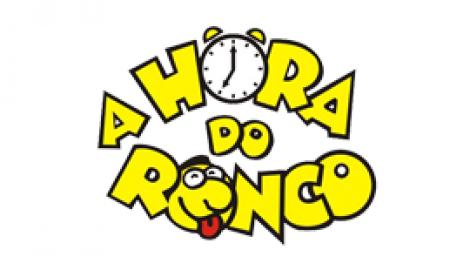 LOGO A HORA DO RONCO POST