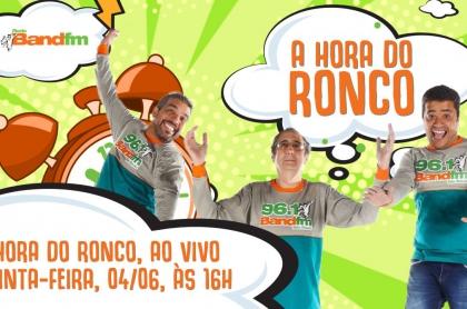 Live Hora do ronco